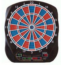 Bulls Flash Electronic Dartboard