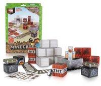Jazwares Minecraft Overworld Minecart Pack (16713)