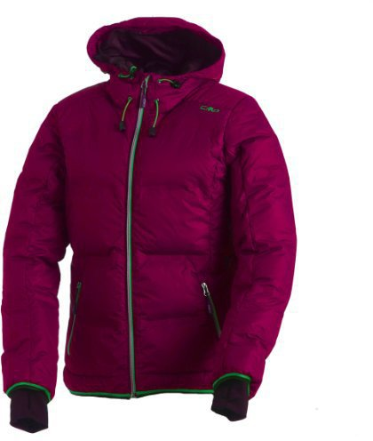 CMP Woman Ski Jacket Fix Hood (3W20536)