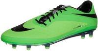 Nike Hypervenom Phatal FG neo lime/poison green/metallic silver/black