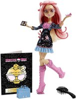 Mattel Monster High Frights Camera Action Viperine