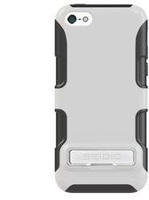 Seidio Active Case with Metal Kickstand weiß (iPhone 5C)