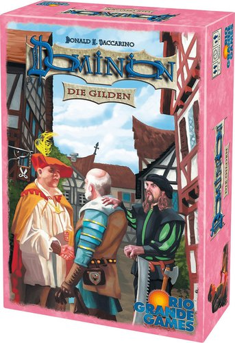 Rio Grande Games Dominion - Die Gilden