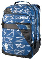 Nitro Lock Backpack smear midnight