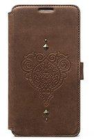 Zenus Retro Vintage Diary Ledertasche (Galaxy Note 3)