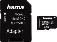 Hama microSDHC 8GB Class 10 (123971)