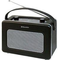 Roadstar TRA-1958 schwarz