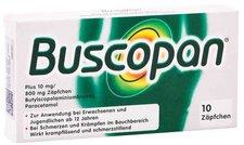 Pharma Gerke Buscopan plus Suppositorien (10 Stk.)
