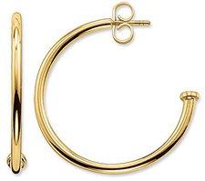 Thomas Sabo Karma Beads Steckkreolen gold (CR589-413-12)