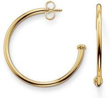 Thomas Sabo Karma Beads Steckkreolen gold (CR590-413-12)
