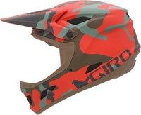 Giro Cipher matt leuchtend rot camouflage