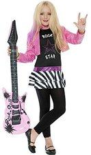 Smiffys Rockstar Glam Kostüm