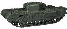 """Herpa Infanteriepanzer Mk IV  """"Churchill III """" mit 57mm MK (744430)"""