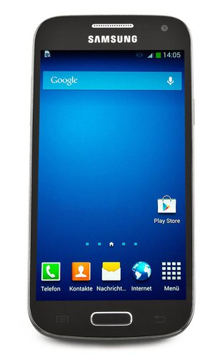 Samsung Galaxy S4 Mini Black Edition ohne Vertrag