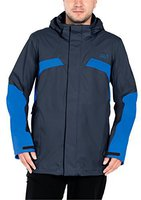 Jack Wolfskin Topaz II Jacket Men Night Blue