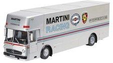 Schuco Mercedes-Benz Martini Renntransporter (450032100)