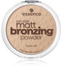 Essence Sun Club Matt Bronzing Powder (9 g)