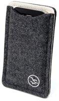 Waterkant Deichkönig grau/weiß (iPhone 4/4S)