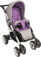 United Kids QX-519 Grau-Violett