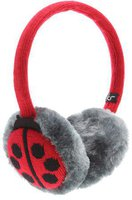 Kitsound Audio Earmuffs (Ladybird)