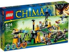 LEGO Legends of Chima Lavertus Lagerversteck (7...