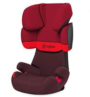 Cybex Solution X Rumba Red
