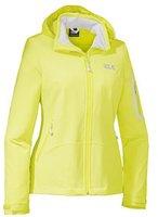 Jack Wolfskin Muddy Pass XT Jacket Women Fresh Lemon