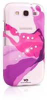 Hama White Diamonds Liquid Case pink (Galaxy S3)