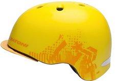 Cratoni C-Reel gelb matt