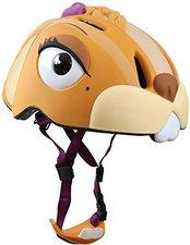 Crazy Safety Fahrradhelm Chipmunk