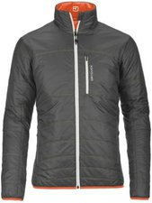 Ortovox Swisswool Light Jacket Piz Boval Black Steel