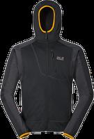 Jack Wolfskin Composite Dynamic Jacket Men Black