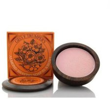 Geo F Trumper Almond Oil Hard Shaving Soap (80 g)
