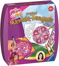 Ravensburger Mini Mandala-Designer Mia and me