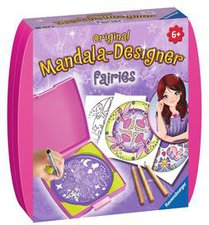 Ravensburger Mini Mandala-Designer Fairies