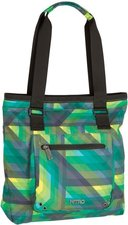 Nitro Tote Bag geo green