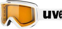 Uvex Fire Racer white
