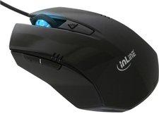 InLine Optische Maus SF-8195
