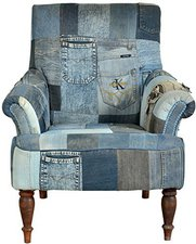 SIT Denim Sessel (4703-30)