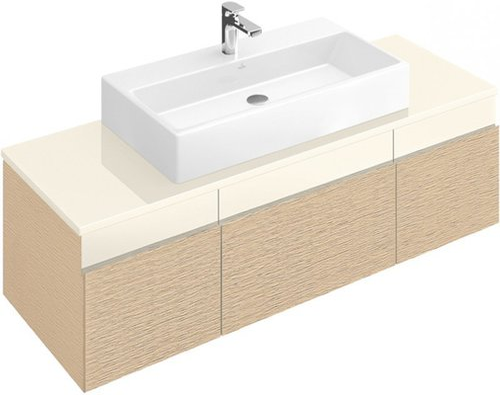 Villeroy & Boch Memento Waschtischunterschrank (C25500MT ...