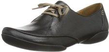 Clarks Felicia Vale black leather