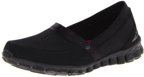Skechers EZ FlexTake-It-Easy Damen Sneakers, Negro, 41 EU