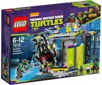 LEGO Teenage Mutant Ninja Turtles - Die Entdeckung der Mutationskammer (79119)