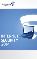 F-Secure Internet Security 2014 (Multi) (1 User) (1 Jahr) (Win) (ESD)