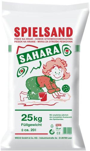 Weco Naturstein Spielsand (25 kg)