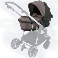 Kiddy click'n move3 Babywanne walnut