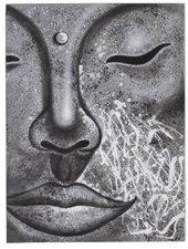 SIT Pomp Gemälde Buddha (1100-11)