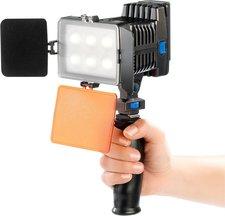 Somikon Profi LED-Videoleuchte