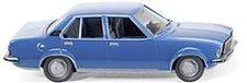 Wiking 079301 - Opel Rekord D lichtblau