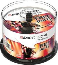 Emtec CD-R 700MB 52x ECOC805052CB
